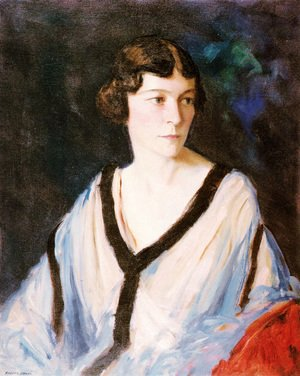 Portrait of Mrs. Edward H. (Catherine) Bennett