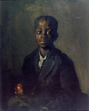 Robert Henri - Portrait of Willie Gee