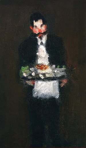 Robert Henri - The Waiter