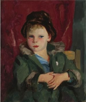 Robert Henri - Jimmie Gerry