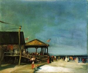Robert Henri - At Far Rockaway