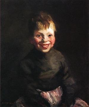 Robert Henri - Fishermans Daughter