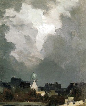 Robert Henri - In Amsterdam