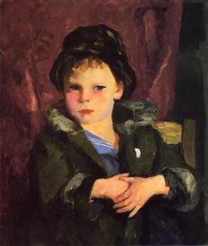 Robert Henri - Irish Boy