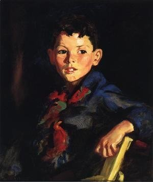 Robert Henri - Irish Boy (Thomas Cafferty)