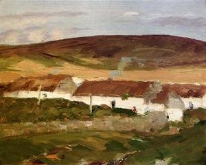 Robert Henri - Irish Cottage