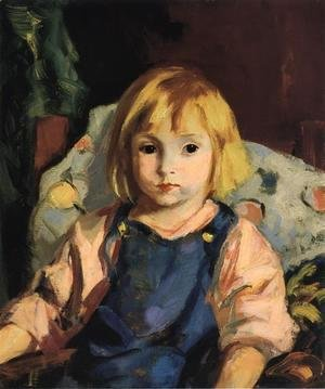 Robert Henri - Little Carl (Karl Schleicher)