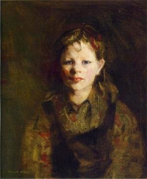 Robert Henri - Little Dutch Girl