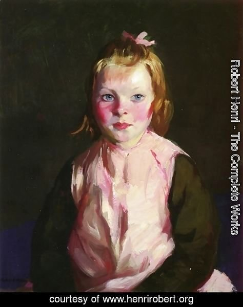 Robert Henri - Mary O Dee