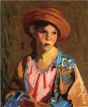 Robert Henri - Mildred O Hat