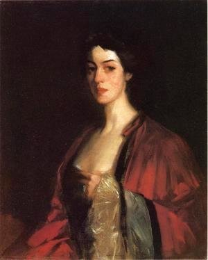 Portrait Of Katherine Cecil Sanford