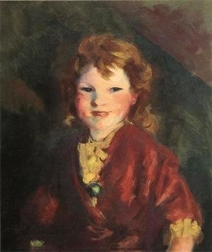 Robert Henri - Portrait Of Stella
