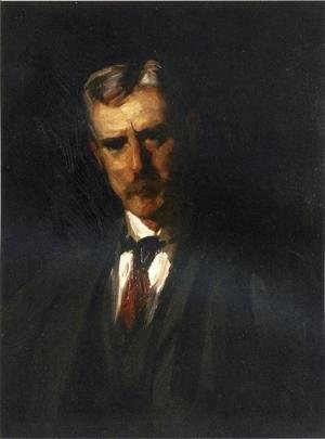 Robert Henri - Portrait Of Thomas Anschutz