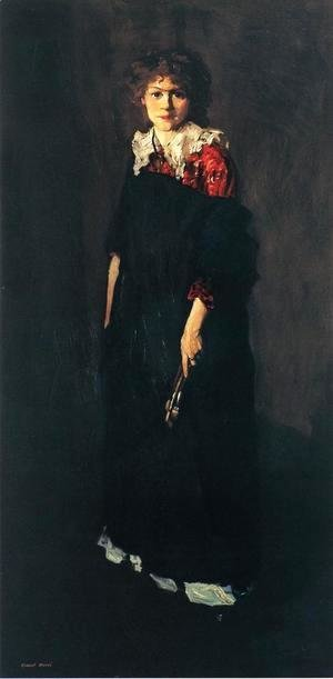 Robert Henri - The Art Student Aka Miss Josephine Nivison