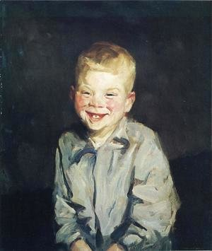 Robert Henri - The Laughing Boy (Jobie)