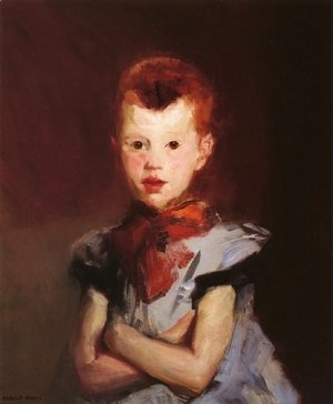 Robert Henri - The Red Top