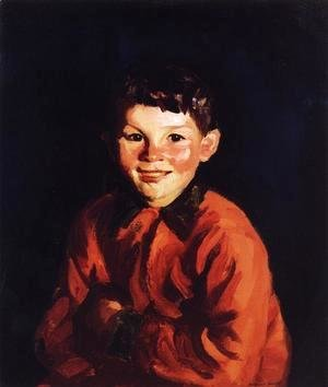 Robert Henri - Tommy (Thomas Cafferty)