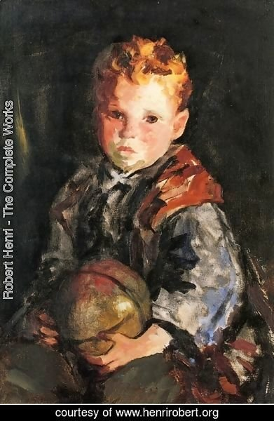 Robert Henri - Young Anthony